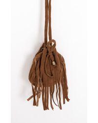 Showpo - Multicolor Infringe Bag In Tan - Lyst