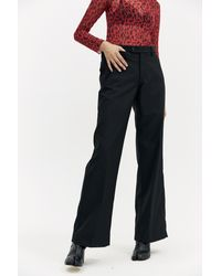 8a9a0e4775 Lyst - Aries Black Tailored Trousers in Black