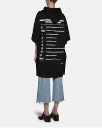 MM6 by Maison Martin Margiela | Black Anniversary Dress | Lyst