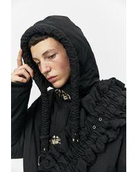 Craig Green - Black Down Filled Workwear Long Coat for Men - Lyst