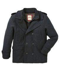 Simply Be - Gray Joe Browns Fully Loaded Coat - Lyst