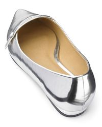 Simply Be - Metallic Sole Diva Mary Jane Shoes - Lyst