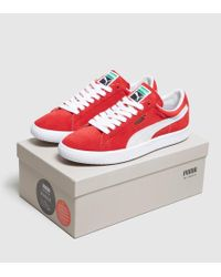 PUMA Red Suede Og for men