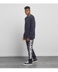Napapijri - Blue Maget Pants for Men - Lyst