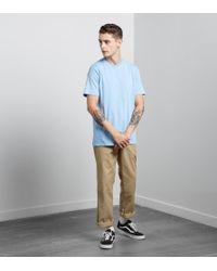 Carhartt WIP - Blue Script Emb T-shirt for Men - Lyst