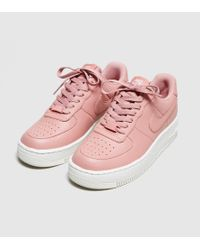 100% authentic 20983 bc742 Pink Air Force 1 Upstep Women s