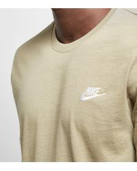 Nike - Green Past Futura T-shirt for Men - Lyst