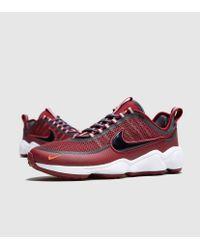 Nike   Red Air Zoom Spiridon Ultra for Men   Lyst