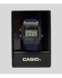 G-Shock - Blue Digital Cloth Strap Watch for Men - Lyst