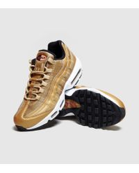 2e7d2c76e9 Lyst - Nike Air Max 95 in Metallic for Men