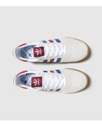 Adidas - Blue Indoor Super - Lyst