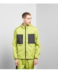 Stussy - Multicolor 3m Nylon Paneled Jacket for Men - Lyst