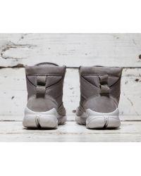 """Nike - Gray Special Field Boot 6"""" Leather Women's - Lyst"""