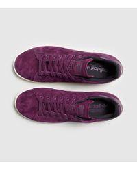 Adidas Originals - Purple Stan Smith - Lyst
