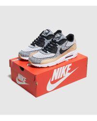 Nike | Brown Air Max 90 Jacquard for Men | Lyst