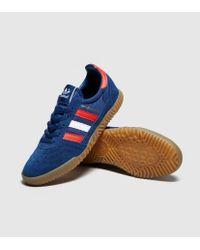 Adidas Originals | Blue Indoor Super for Men | Lyst