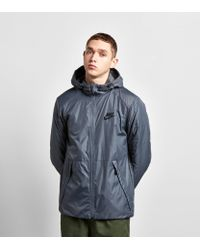 Nike - Gray Nsw Hooded Jacket for Men - Lyst