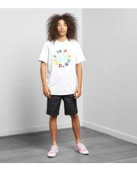 da00cc98883f51 Lyst - Converse X Tyler Golf Le Fleur T-shirt in White for Men