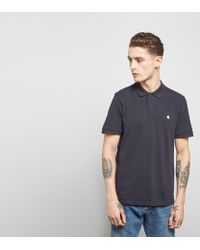 Carhartt WIP - Blue Polo Shirt for Men - Lyst