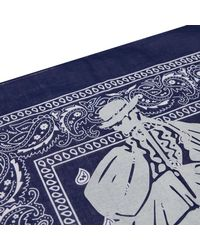 THUNDERS - Blue Euro Dancer Bandana Navy - Lyst