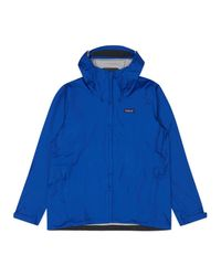 Patagonia - Blue Torrentshell Jacket for Men - Lyst