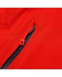 Patagonia - Red Stretch Rainshadow Jacket - Lyst