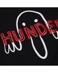 THUNDERS - Kilroy X T-shirt Black/red for Men - Lyst
