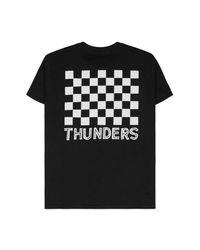 THUNDERS - Ruderoy Back Print T-shirt Black for Men - Lyst