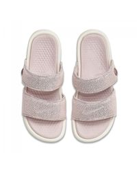 Nike | Pink Lab X Pigalle Benassi Duo Ultra Slides | Lyst