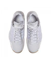 Nike - White Hyperdunk Lux Sneakers for Men - Lyst