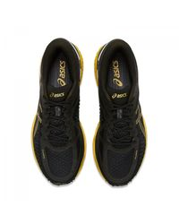 Asics | Black Meta Run Sneakers for Men | Lyst