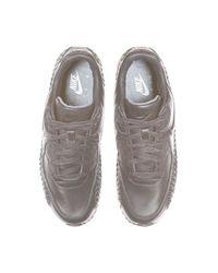 Nike - Black Air Max 90 Woven Sneakers for Men - Lyst