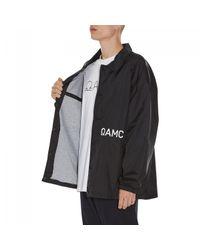 OAMC | Black Staff Coach Jacket for Men | Lyst