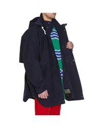 Martine Rose - Blue Adonis Jacket for Men - Lyst