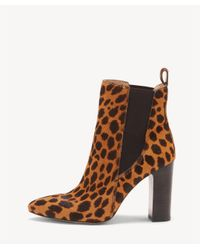 Vince Camuto - Brown Britsy2 Gored Bootie - Lyst