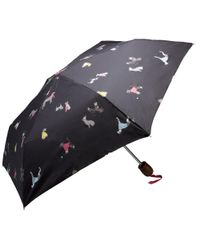 Joules | Black Brolly Dog Umbrella | Lyst