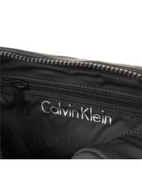 Calvin Klein - Black Metro Wash Bag for Men - Lyst
