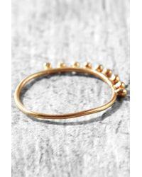 Thirty One Bits - Metallic Samba Ring - Lyst
