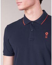 Jack & Jones | Stone Core Men's Polo Shirt In Blue for Men | Lyst