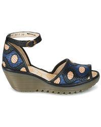 Fly London - Yeji Women's Court Shoes In Black - Lyst