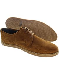 Frank Wright - Turpin Men's Casual Shoes In Brown for Men - Lyst