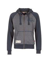 Lonsdale - Slough Men's Sweatshirt In Blue for Men - Lyst