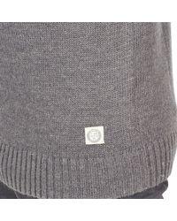 Suit - Gray Kalle Men's Sweater In Grey for Men - Lyst