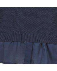 Betty London - Foliune Women's Sweater In Blue - Lyst