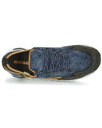 DIESEL - S-kby Men's Shoes (trainers) In Blue for Men - Lyst