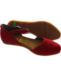 El Naturalista - Nd54 Women's Shoes (pumps / Ballerinas) In Red - Lyst