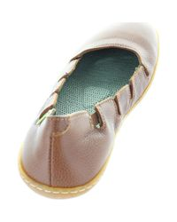El Naturalista - El Viajero Women's Shoes (pumps / Ballerinas) In Brown - Lyst