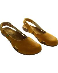 El Naturalista N413 Women's Shoes (pumps / Ballerinas) In Brown