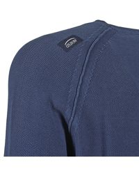 Oxbow - Ozone Men's Sweater In Blue for Men - Lyst