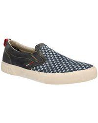 Tommy Hilfiger - Fm0fm00323 Slip-on Man Blue Men's Slip-ons (shoes) In Blue for Men - Lyst